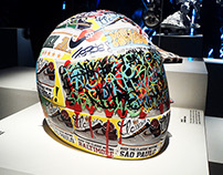 Custom Helmet for Nike - AF1 30th / Expo