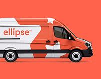 Ellipse furniture. Rebranding