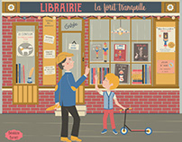 The little local bookshop