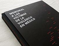 LIBRO MEMORIAL A LAS VÍCTIMAS DE LA VIOLENCIA EN MÉXICO