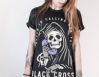 Black Cross - Crvel World - Winter 2017