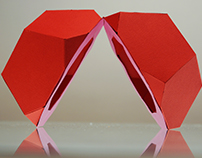 DUAL // Geometrical BOX