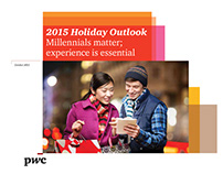 2015 Holiday outlook report
