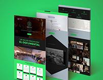Diseño y desarrollo de landing page para evento