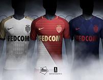 AS Monaco Fc | Concept | Nike