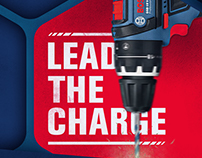 Bosch Power Tools – Mobile Tour Experience Pitch