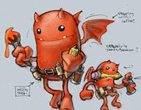 Wacom | character design
