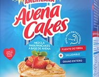 Avena Americana-3D Packages