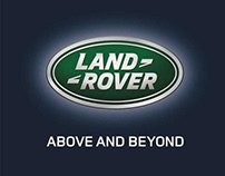Land Rover - My Car (Print Campaign)