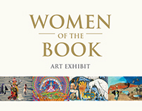 Women of the Book: art exhibit
