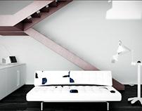Pierrot King Cow Sofa - Max3d.pl MiniChallange