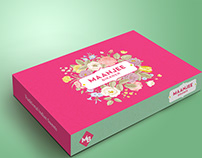 Creative Traditional Mithai Box Packaging | Delhi