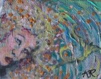 miniscule paintings