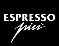 Espresso più Palombini // Packaging