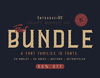 CS Font Bundle - Free Download
