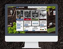 Polaris website