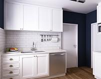 [3D] Kitchen US