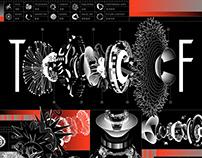 【2020TCCF CIS DESIGN】TAICCA TCCF 創意內容大會識別系統設計