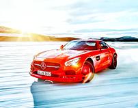 Mercedes-AMG Reiseführer 2017