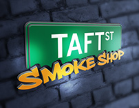 Taft Street Smoke Shop Logo