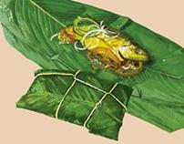 Exposición Comer / Parque Explora / Envoltorios