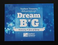 Teachers' Treasures Dream Big Brochure