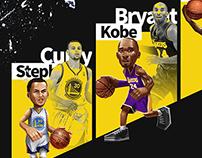 NBA Clutch Time Website