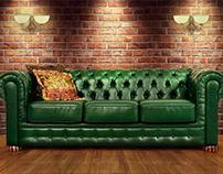 Рекламируем реставрацию мебели в Яндексе