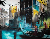 Assassin's Creed II - Venice carnival