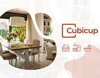 Cubicup - House renovations. Web App house refurbishme