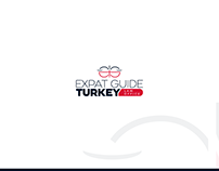Expat Guide Turkey Logo Design