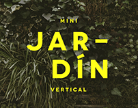 Mini Jardín Vertical