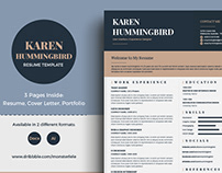 Minimal and Elegant Resume Template