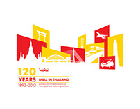 120 Years Shell in Thailand