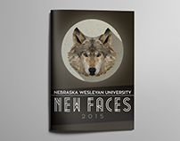 NWU New Faces Booklet