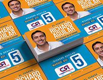 Campaña Richard Aguilar