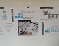 system T.E.A.M. - Identity Design