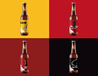 Cerveja BRAZILLA | Visual Identity