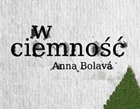W ciemność - book cover