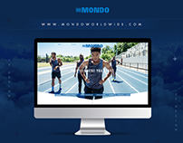 Mondo Worldwide - Website Design