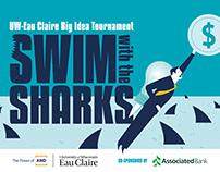 UW-Eau Claire Big Idea Tournament: Swim with the Sharks