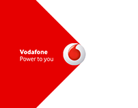 Vodafone Camcharge Mobile App