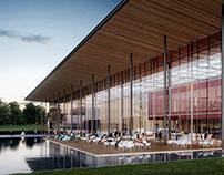 Barilla Pavilion