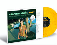 "Liner notes de l'album d'Étienne Daho ""Surf"""