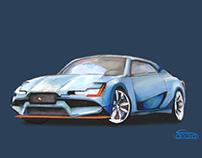 Jaguar Concept Study