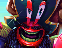 Mr. Krabs (SpongeBob Squarepants )