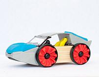 Clay Car