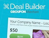 Groupon Deal Builder