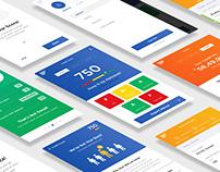 ScoreUp App - https://dribbble.com/dhistidesai
