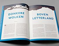 Magazine Vereniging van letterkundigen
